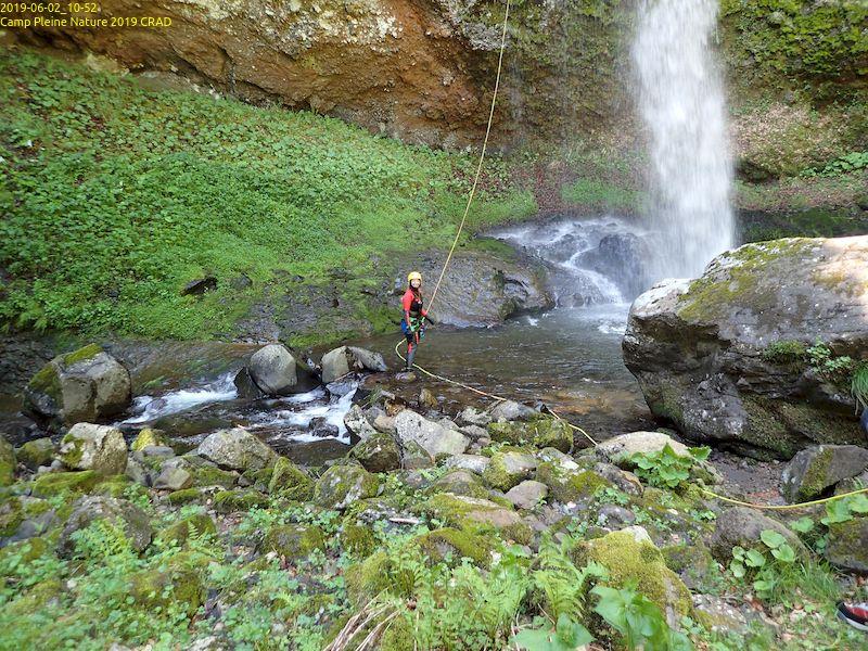 Cascade de Biaguin